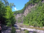 Taughannock Falls Gorge Trail
