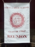Our 1962 Reunion Banner