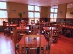 Dining Hall at the Valentine Cafe soon to be filled with our amazing 1962 classmates!